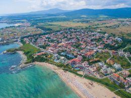 България, Лозенец, лято 2021. Собствен транспорт