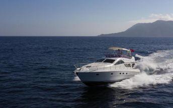 Яхта Рафаело